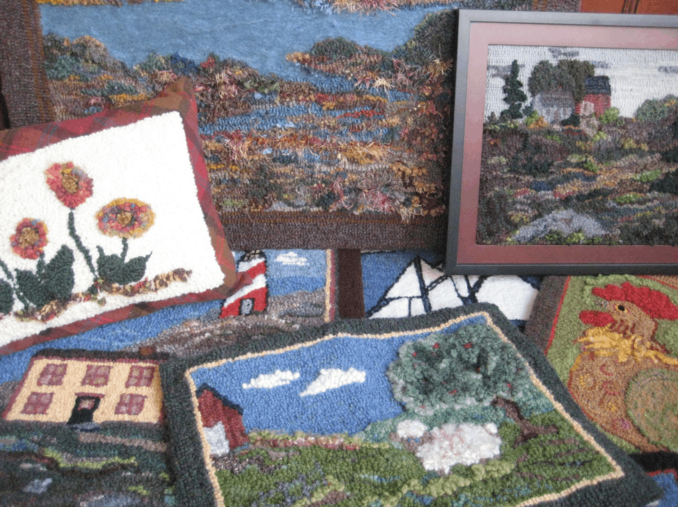 The Rug Hooking Guild Of Nova Scotia